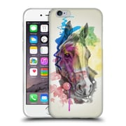 Official Mark Ashkenazi Animals Horse Soft Gel Case For Apple Iphone 6 / 6S