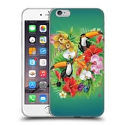 Official Mark Ashkenazi Tropical Summer Time Soft Gel Case For Apple Iphone 6 Plus / 6S Plus