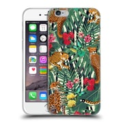 Official Mark Ashkenazi Banana Life Geometric Tropical Tiger Soft Gel Case For Apple Iphone 6 / 6S