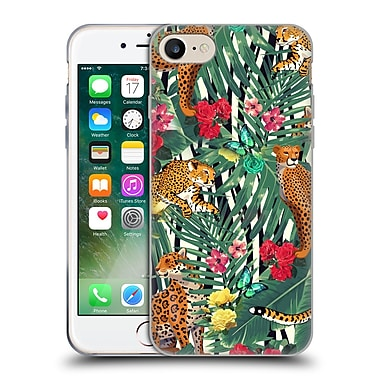 Official Mark Ashkenazi Banana Life Geometric Tropical Tiger Soft Gel Case For Apple Iphone 7