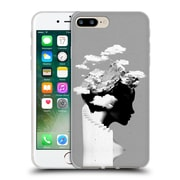 Official Robert Farkas People It'S A Cloudy Day Soft Gel Case For Apple Iphone 7 Plus