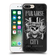 Official Guns N' Roses Vintage Paradise City Hard Back Case For Apple Iphone 7 Plus