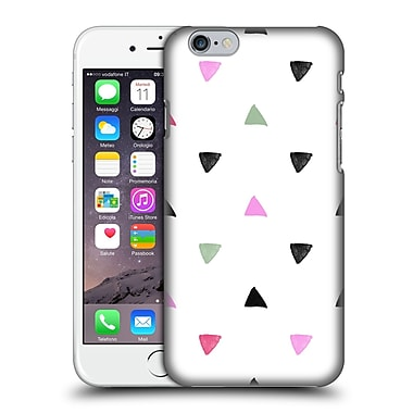 Official Haroulita Patterns Triangles Hard Back Case For Apple Iphone 6 / 6S