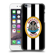 Official Newcastle United Fc Nufc Retro Badge Collection 1996 Home Shirt Front Hard Back Case For Apple Iphone 6 / 6S