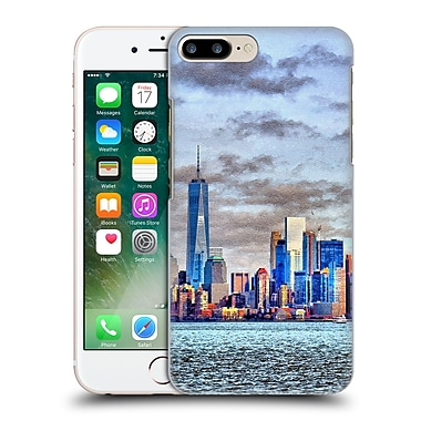 Official Haroulita Places Manhattan Hard Back Case For Apple Iphone 7 Plus