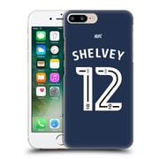 Official Newcastle United Fc Nufc 2016/17 Players Away Kit 1 Shelvey Hard Back Case For Apple Iphone 7 Plus