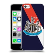 Official Newcastle United Fc Nufc 2015/16 Crest Kit Third Full Colour Soft Gel Case For Apple Iphone 5C