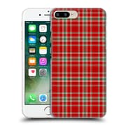 Official Haroulita Patterns Red Hard Back Case For Apple Iphone 7 Plus