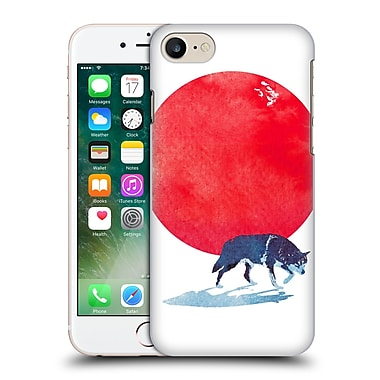Official Robert Farkas Animals 2 Fear The Red Hard Back Case For Apple Iphone 7