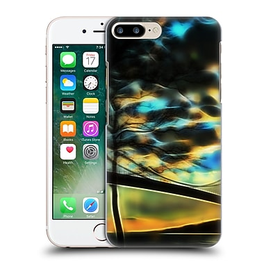 Official Haroulita Places 3 Abstract New York Hard Back Case For Apple Iphone 7 Plus