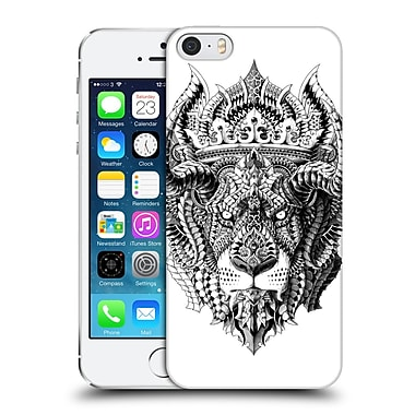 Official Bioworkz Wildlife 3 Lion King Hard Back Case For Apple Iphone 5 / 5S / Se