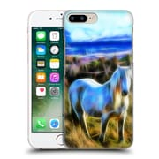 Official Haroulita Places 3 Horse Scotland Hard Back Case For Apple Iphone 7 Plus