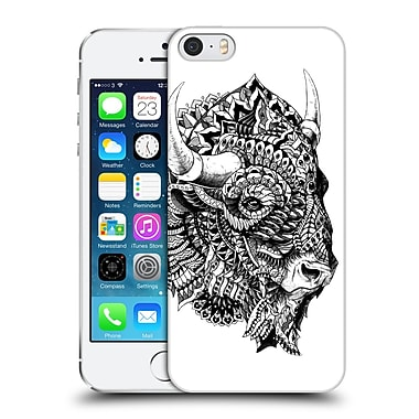 Official Bioworkz Wildlife 3 Bison Hard Back Case For Apple Iphone 5 / 5S / Se