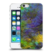 Official Haroulita Marble Green Hard Back Case For Apple Iphone 5 / 5S / Se
