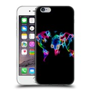 Official Haroulita Fantasy 2 Funky World Soft Gel Case For Apple Iphone 6 / 6S