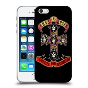 Official Guns N' Roses Key Art Appetite For Destruction Soft Gel Case For Apple Iphone 5 / 5S / Se