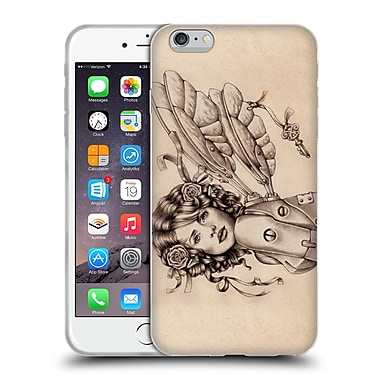 Official Brigid Ashwood Steampunk Unlocked Soft Gel Case For Apple Iphone 6 Plus / 6S Plus