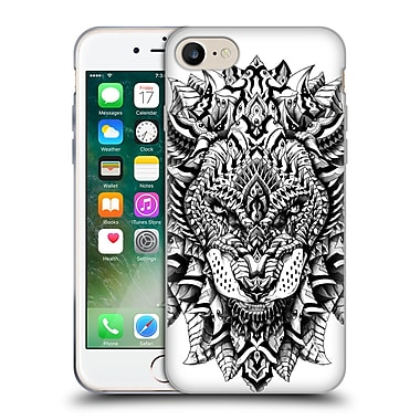 Official Bioworkz Animal Head King Of The Jungle Soft Gel Case For Apple Iphone 7