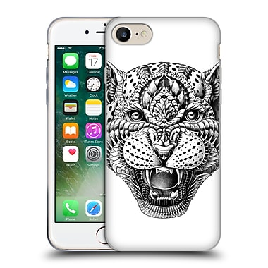 Official Bioworkz Animal Head Leopard Soft Gel Case For Apple Iphone 7