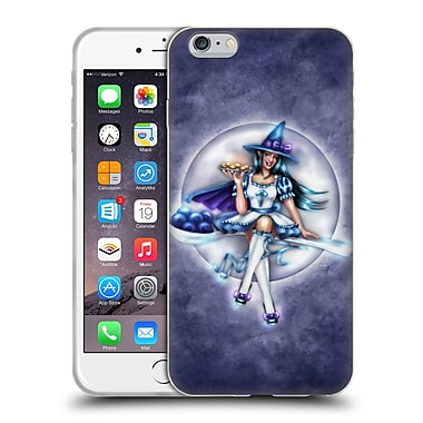 Official Brigid Ashwood Witchen Kitsch Muffin Magic Soft Gel Case For Apple Iphone 6 Plus / 6S Plus