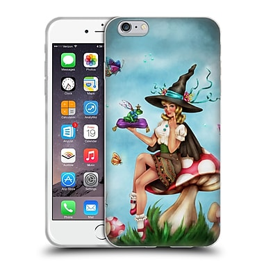 Official Brigid Ashwood Witchen Kitsch Frog Prince Soft Gel Case For Apple Iphone 6 Plus / 6S Plus