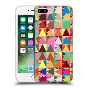 Official Mark Ashkenazi Patterns Triangles Soft Gel Case For Apple Iphone 7 Plus