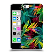 Official Mark Ashkenazi Patterns Bird Of Paradise Soft Gel Case For Apple Iphone 5C