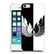Official Haroulita Monochrome Angel Hard Back Case For Apple Iphone 5 / 5S / Se