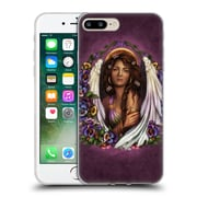 Official Brigid Ashwood Angels Pansy Soft Gel Case For Apple Iphone 7 Plus