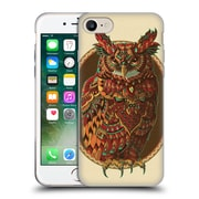 Official Bioworkz Coloured Aves 1 Millenium Owl Soft Gel Case For Apple Iphone 7