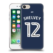 Official Newcastle United Fc Nufc 2016/17 Players Away Kit 1 Shelvey Soft Gel Case For Apple Iphone 7