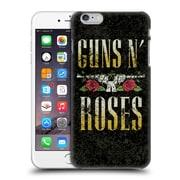 Official Guns N' Roses Key Art Text Logo Pistol Hard Back Case For Apple Iphone 6 Plus / 6S Plus
