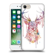 Official Bioworkz Coloured Animal Head 1 Ornate Buck 1 Hard Back Case For Apple Iphone 7