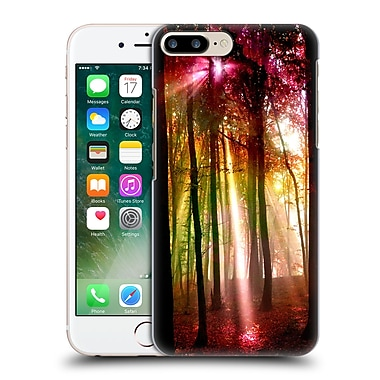 Official Haroulita Fantasy 1 Light Beams Hard Back Case For Apple Iphone 7 Plus