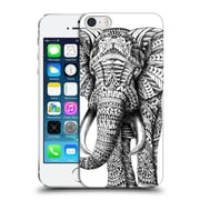 Official Bioworkz Wildlife Ornate Elephant 1 Hard Back Case For Apple Iphone 5 / 5S / Se