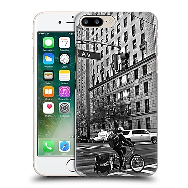 Official Haroulita Places 2 5Th Avenue, Ny Hard Back Case For Apple Iphone 7 Plus
