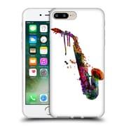 Official Mark Ashkenazi Music Saxophone Soft Gel Case For Apple Iphone 7 Plus