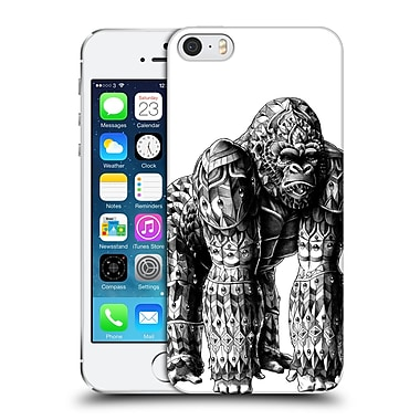 Official Bioworkz Wildlife Silverback Hard Back Case For Apple Iphone 5 / 5S / Se