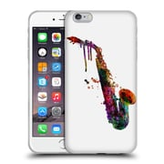 Official Mark Ashkenazi Music Saxophone Soft Gel Case For Apple Iphone 6 Plus / 6S Plus