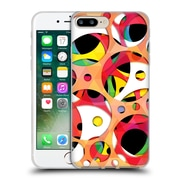Official Mark Ashkenazi Patterns Extra Colours 2 Soft Gel Case For Apple Iphone 7 Plus