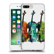 Official Mark Ashkenazi Music Three Chello Soft Gel Case For Apple Iphone 7 Plus