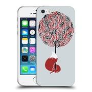 Official Robert Farkas Fox Cherry Tree Soft Gel Case For Apple Iphone 5 / 5S / Se
