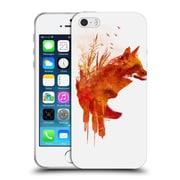 Official Robert Farkas Fox Plattensee Fox Soft Gel Case For Apple Iphone 5 / 5S / Se