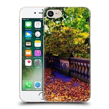 Official Haroulita Places 4 Autumn In Central Park Hard Back Case For Apple Iphone 7