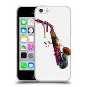 Official Mark Ashkenazi Music Saxophone Soft Gel Case For Apple Iphone 5C