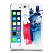 Official Robert Farkas Landscapes This Is My Town Soft Gel Case For Apple Iphone 5 / 5S / Se