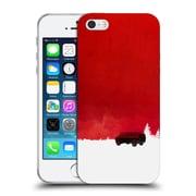 Official Robert Farkas Landscapes Waiting In The Van Soft Gel Case For Apple Iphone 5 / 5S / Se