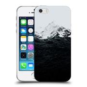 Official Robert Farkas Landscapes Those Waves Were Like Mountains Soft Gel Case For Apple Iphone 5 / 5S / Se