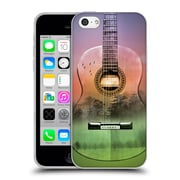 Official Mark Ashkenazi Music Map Soft Gel Case For Apple Iphone 5C
