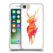 Official Robert Farkas Deer On The Road Again Soft Gel Case For Apple Iphone 7